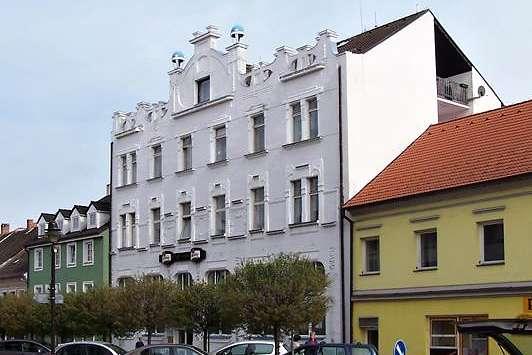 Hotel Bílá Růže Strakonice - ubytování Fotokontakt.cz