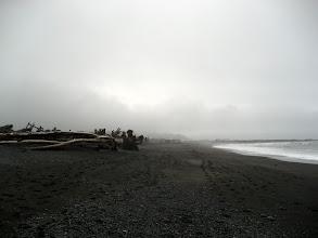 Photo: Issız, puslu, yağmurlu, mistik.