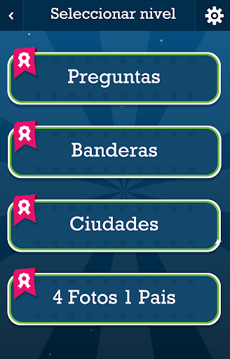 Trivia de Geografia en Español screenshot 2