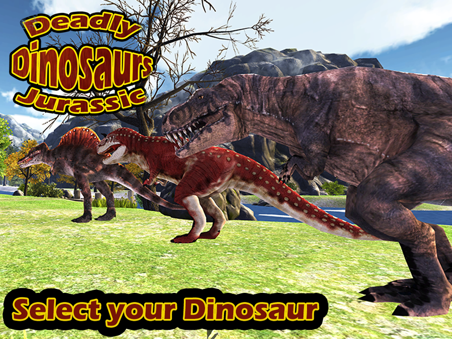 Deadly Dinosaur Jurassic T-Rex – Android Apps on Google Play