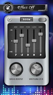 EQ & Bass Booster Pro - metal Screenshot