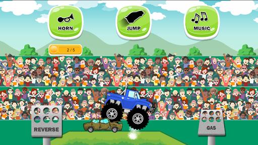 Monster Truck Game for Kids filehippodl screenshot 11