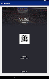 SeatGeek Event Tickets Screenshot 11