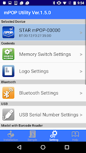 mPOP Utility- screenshot thumbnail