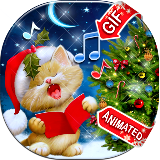Christmas Live Wallpaper with Sound 🎄 Animated (app)