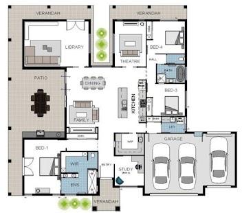 house plan designs screenshot thumbnail