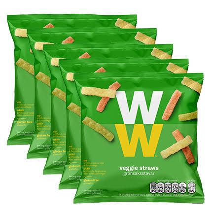 Grönsaksstavar - 5-pack