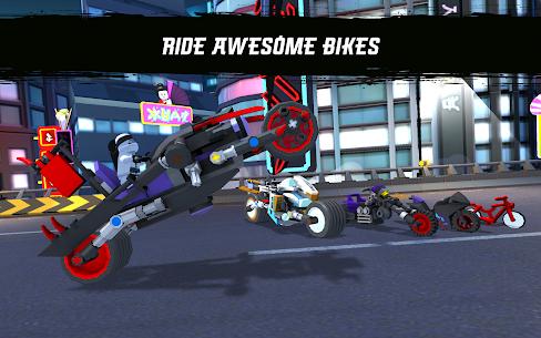 LEGO NINJAGO: Ride Ninja 9