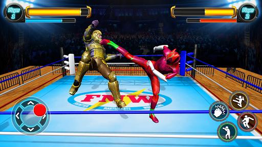 Real Robot Ring Fighting  2020  screenshots 13