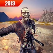 Dead Zombie Sniper 3D 2019: Free Shooting Game Android APK Download Free By RPT Games