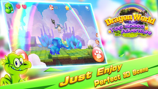 Dragon World : Top Speed Adventure - screenshot