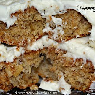 Hummingbird Cake.