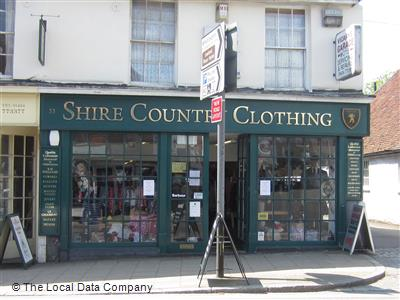 5e0b007e271 Shire Country Clothing on High Street - Fashion Shops in Battle TN33 ...