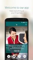 Screenshot of Cathay Pacific