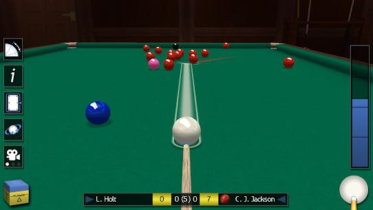 Pro Snooker 2019 10