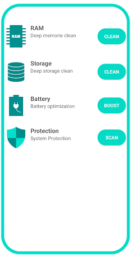 Smart clean manager - System repair - Battery save ss2