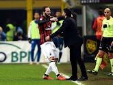 ? Gonzalo Higuain in tranen na zijn doelpunt