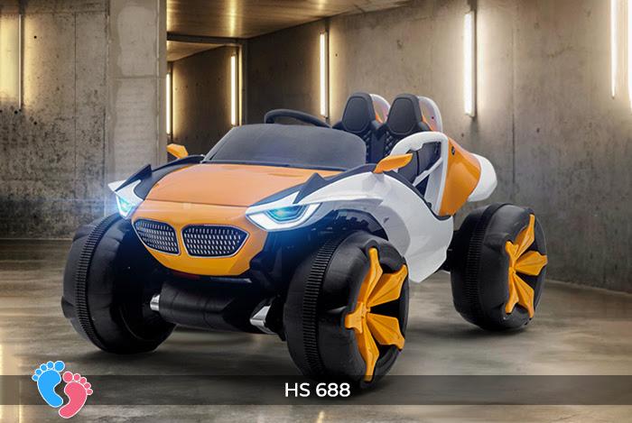Xe hơi điện địa hình 4 động cơ HS-688 18