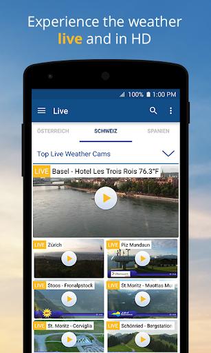 wetter.com - Weather and Radar screenshot 5