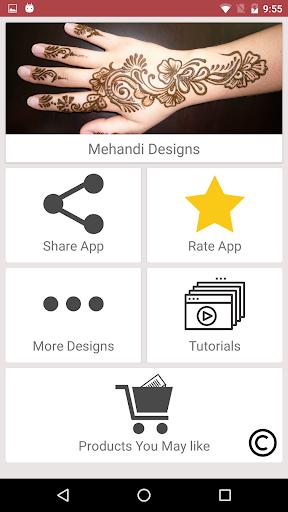 Unique Stylish & Fancy Mehndi Designs - Henna 2018 1.4 screenshots 7