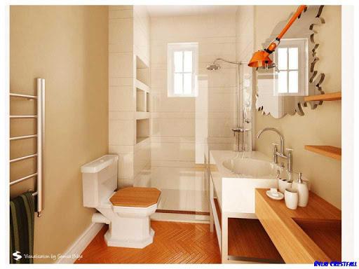 浴室裝飾理念