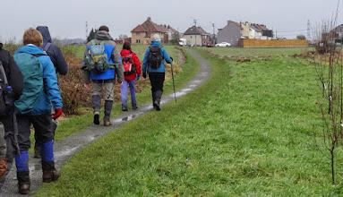 Photo: Tussen Pajottenlands wandelknooppunt 391 en 392
