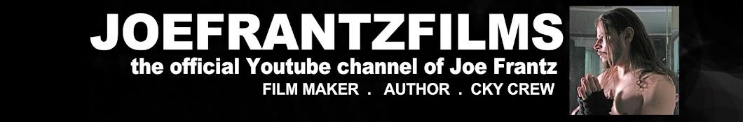 JOEFRANTZfilms Banner