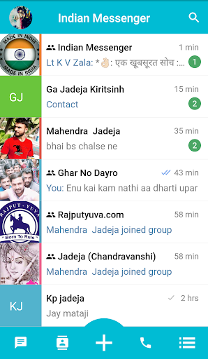Indian Messenger-Free Video Calls & Chat App India Apk 1 4 4