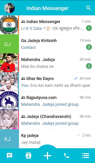 Indian Messenger- Social Network India & Chat App APK