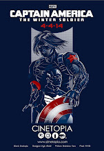 Photo: Back t-shirt design for the Cinetopia theater chain.