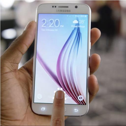 FingerPrint Galaxy-S6 Prank Icon