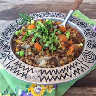 Seasoning Lentils Recipes.
