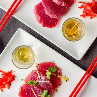 Tuna Sashimi Recipes.