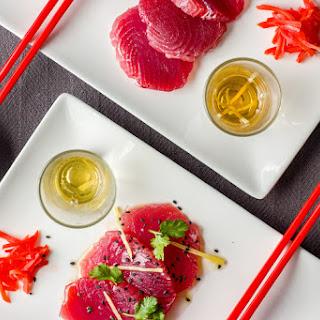Tuna Sashimi Recipes.