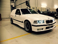 BMW E36 Van Build