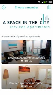 A Space in the City- screenshot thumbnail