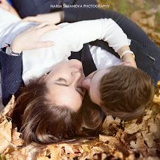 Wedding photographer Mariya Sayamova (mariasayamova). Photo of 04.11.2015