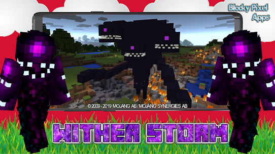 Mod Wither Storm [Full Edition] 3