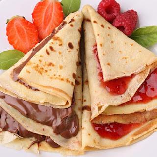 Chocolate Pancake Sauce Recipes