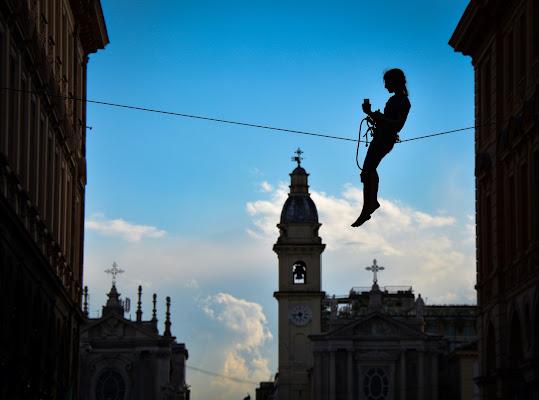 Equilibrio Celestiale di Paolo Scabbia