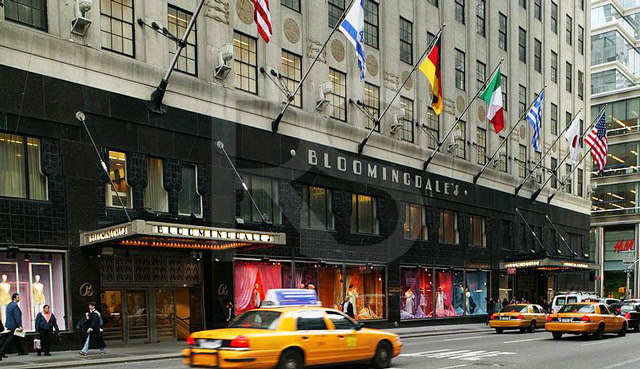 Bloomingdale's Shopping
