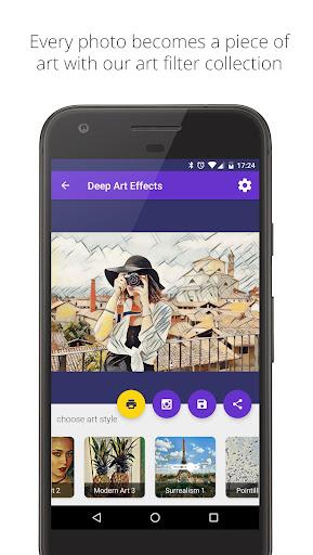 Deep Art Effects - AI Photo Filter & Art Filter 1.6.2 screenshots 4