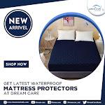 Get Latest Waterproof Mattress Protectors at Dream Care