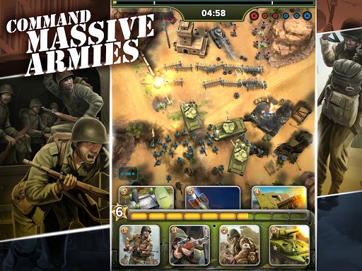 SIEGE: World War II android2mod screenshots 13