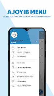 Uzbgram Telegram is in Uzbek