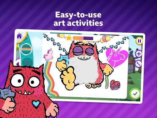BBC CBeebies Get Creative - Build, paint and play! 1.12.0 screenshots 8