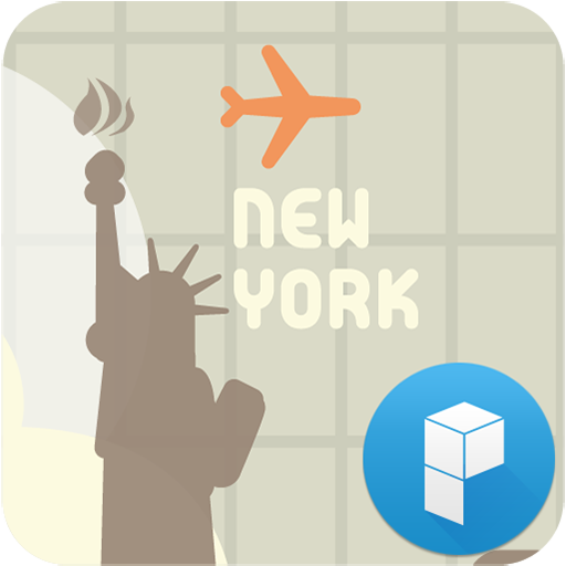 Paperways New York 1 Theme LOGO-APP點子