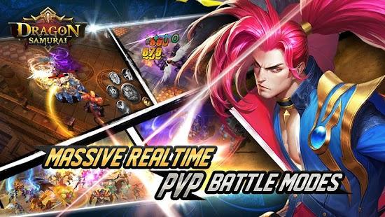 Hack Game Dragon Samurai Cho Android