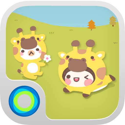 Giraffe Day  - Hola Theme 漫畫 LOGO-玩APPs