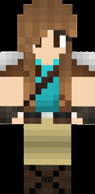 GamerGirl's YT skin